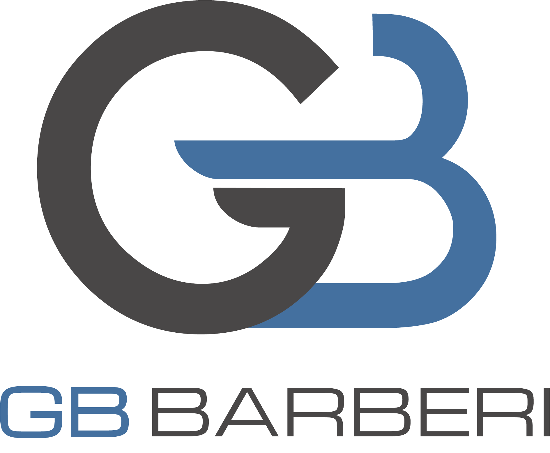 GB Barberi Logo
